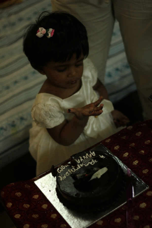 Why we didn't throw a big first birthday party?