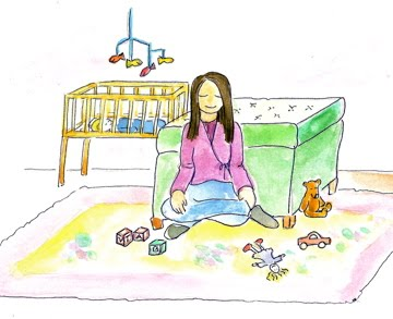 Is motherhood really what you had thought it would be?