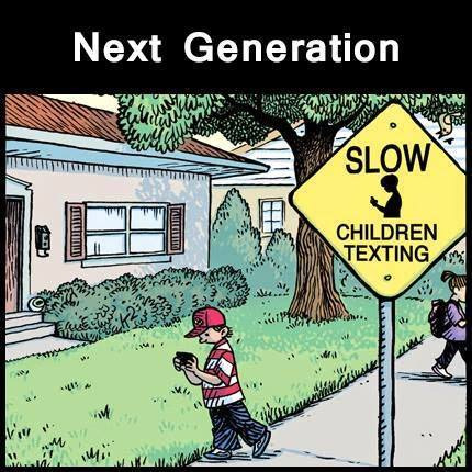 Generation Next and the Technology