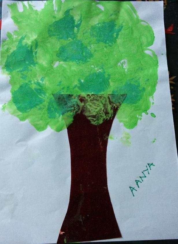 world environment day - tree
