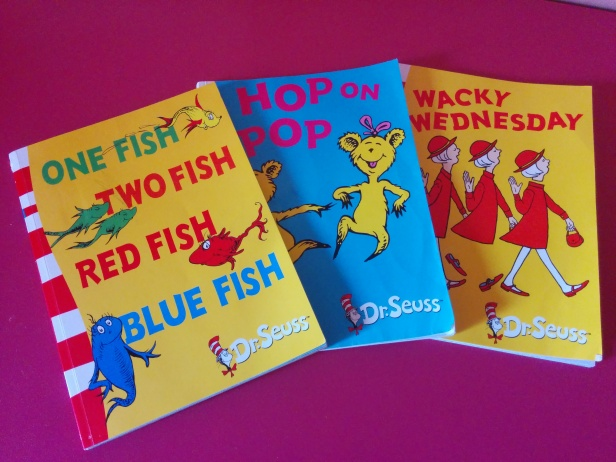 Books for toddlers - Dr. Seuss