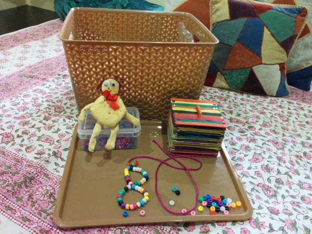 busy box - activity box