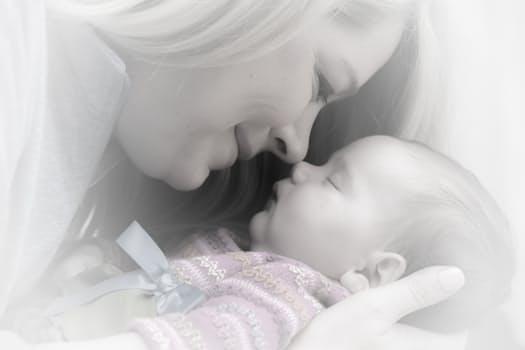 newborn mama
