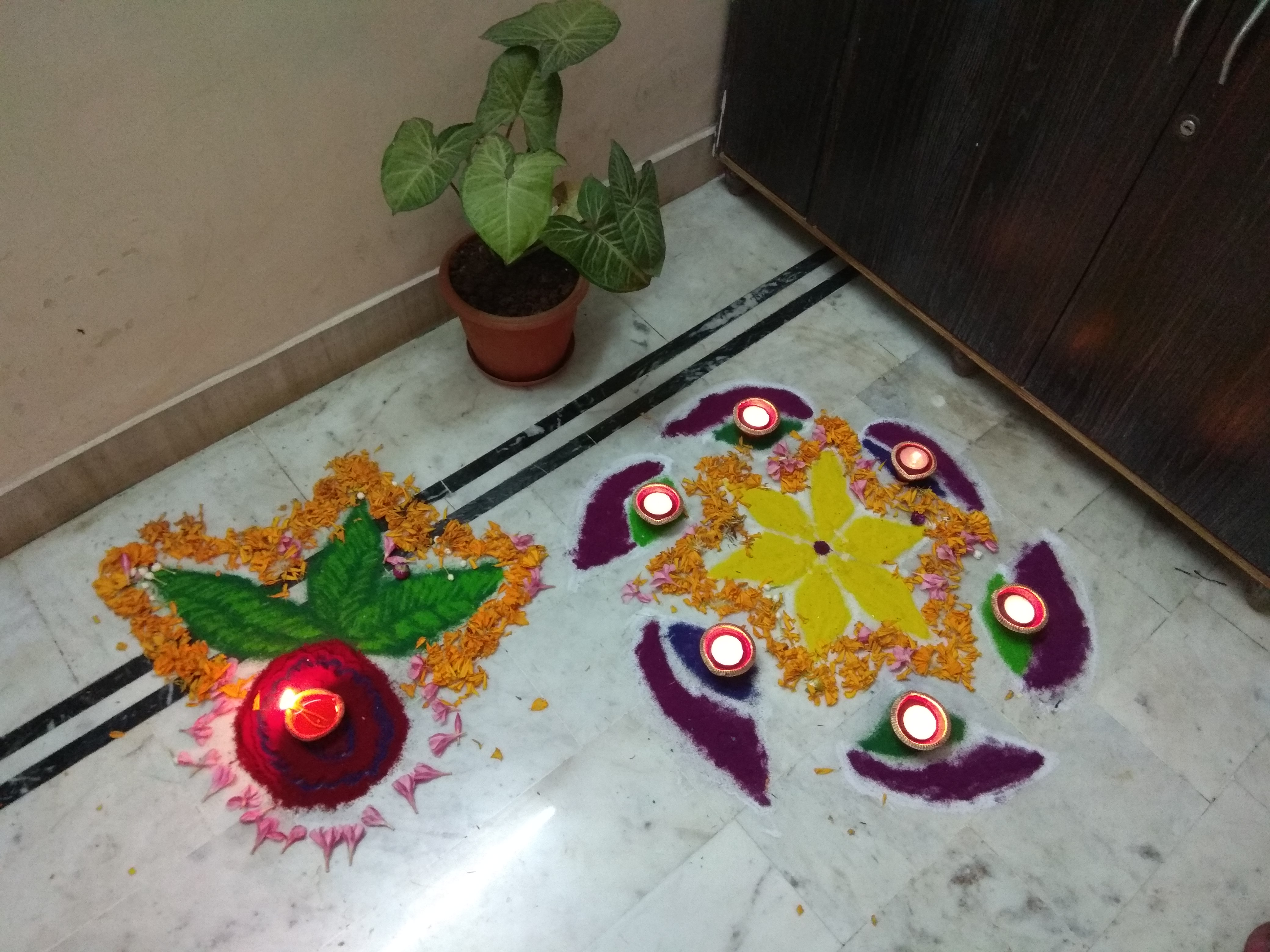 Now, that Diwali is over...!!!