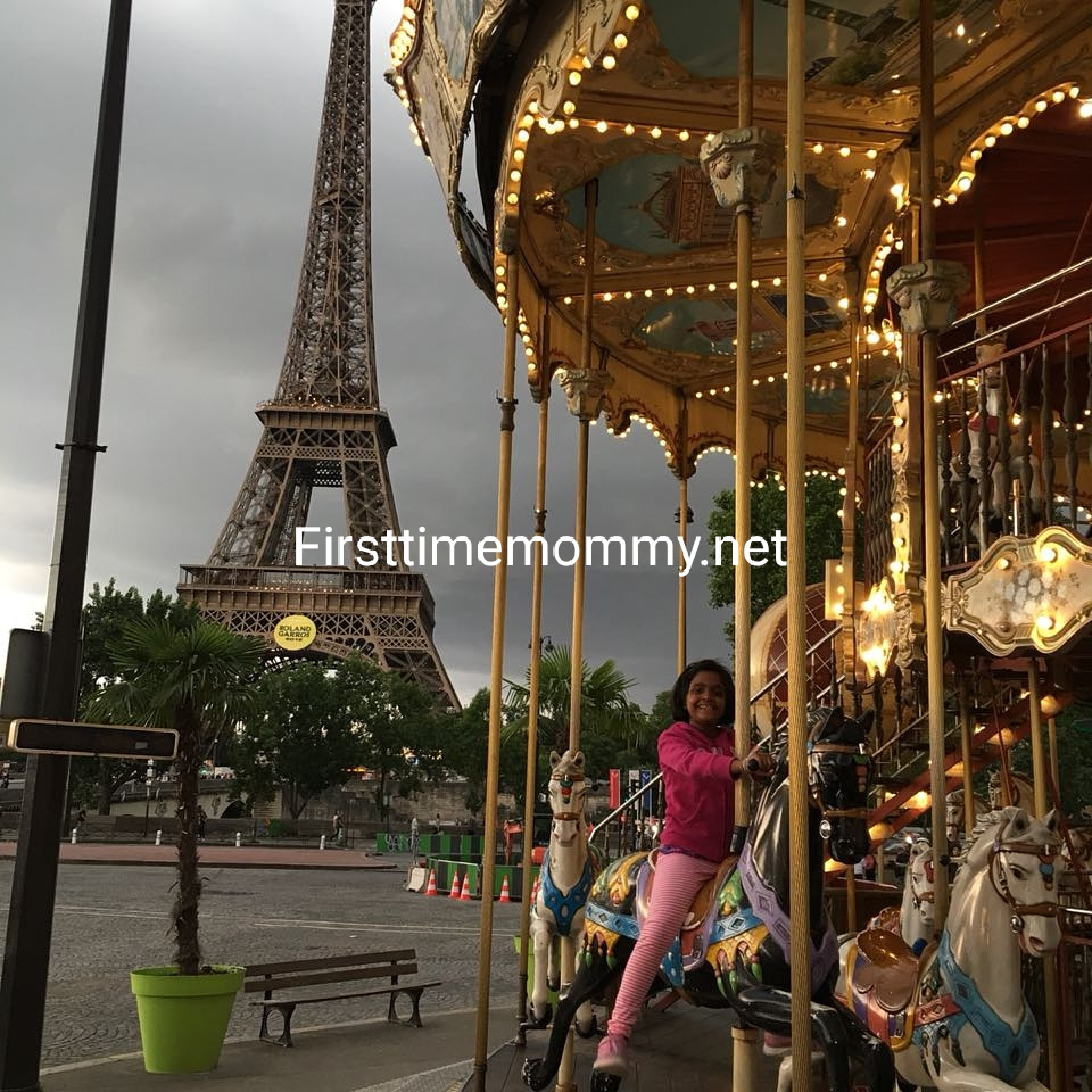 europe trip with kids, paris, seine, seine river, europe travel, budget travel to europe, eiffel tower, carousel,